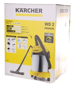 karcher wd2 20l barrel type vacuum cleaner 1200w buyers. Black Bedroom Furniture Sets. Home Design Ideas
