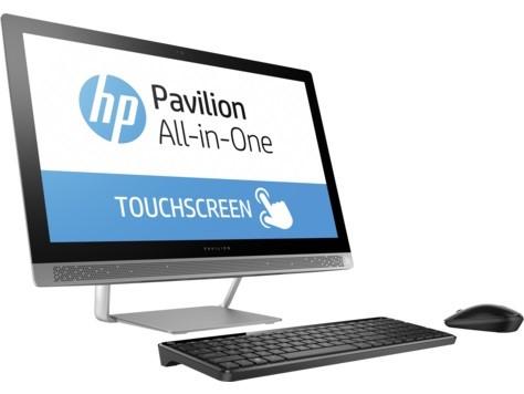 """HP Pavilion 24-b017a 23.8""""-Touch AIO/C i7-6700T/16GB/2TB/NVIDIA 930MX"""