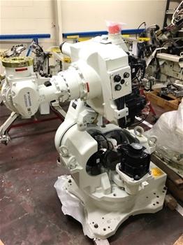 General – 2013 Yaskawa Motorman Robot