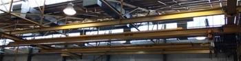 Gantry & Jib Cranes - Indirect Logistics Area