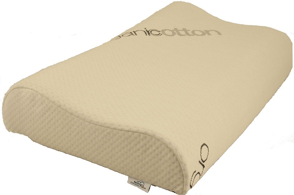 1 x Royal Visco Memory Foam Contour Pillow