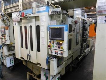 Camshaft Machining – CNC Spindle Machines