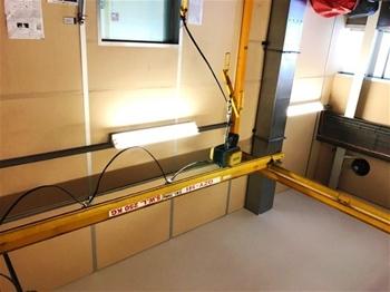 Gantry & Jib Cranes - Quality Control Dynamometer
