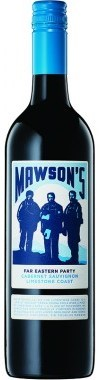 Mawson's `Far Eastern Party` Cabernet Sauvignon 2015 (12 x 750mL),SA.