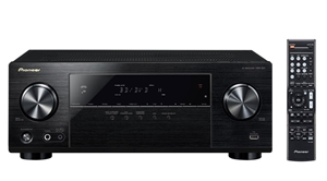 Pioneer 5.1CH AV Receiver with Built-In