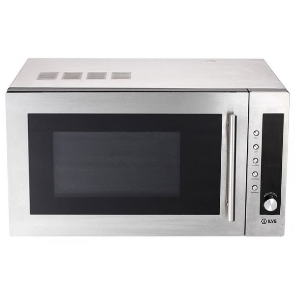 ILVE 31L Stainless Steel Freestanding Convection Microwave (IVFSCM34X)