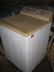 Washing Machine Hoover Domestic Elite Model 920 Top Load