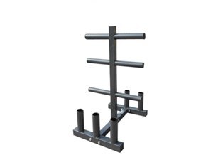 Olympic Weight Tree Bar Rack Holder Stor