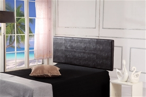 PU Leather Double Bed Headboard Bedhead