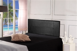 PU Leather Queen Bed Headboard Bedhead -