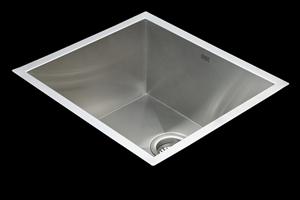 510x450mm Stainless Steel Undermount/Top