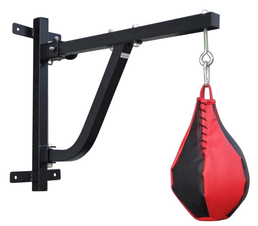 Boxing Punching Bag Wall Pivot Rack