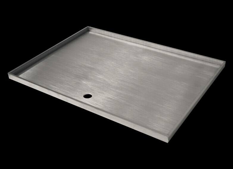 Stainless Steel BBQ Grill Hot Plate 48 X 39CM Premium 304 Grade