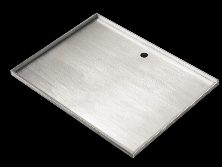 Stainless Steel BBQ Grill Hot Plate 46.5 x 38CM Premium 304 Grade