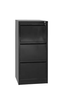 3-Drawer Shelf Office Gym Filing Storage