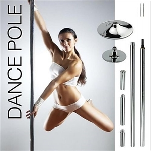 Portable Dance Pole Dancing Spinning Hom