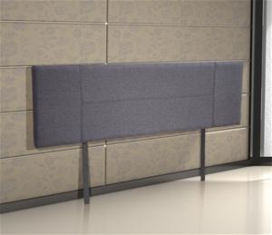 Linen Fabric King Bed Headboard Bedhead