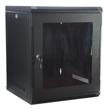 "12U 12RU 19"" 19 Inch Server Network Data Rack Wall Mount Cabinet 500mm Deep"