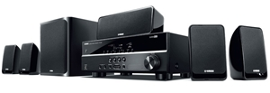 Yamaha YHT-1810 5.1ch Home Theatre Packa