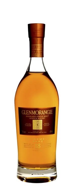 Glenmorangie `18 YO` Single Malt Scotch Whisky (6 x 700mL giftboxed)
