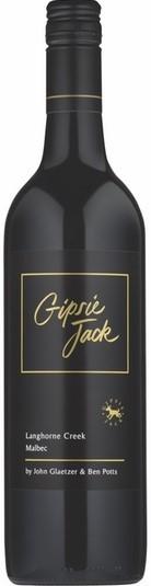 Gipsie Jack Malbec 2016 (12 x 750mL), Langhorne Creek, SA.