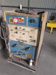 Hobart Tig Welder >> Hobart Cyber Tig Tig Welding Plant 415volt Auction 0037 3013506