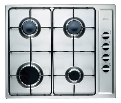 Emilia 60cm Stainless Steel Gas Cooktop - Model SEC64GI