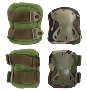 Pair of Military Style Knee & Elbow Pads