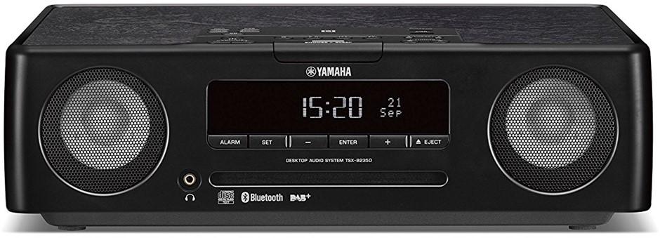 Yamaha TSX-B235D Lifestyle Audio CD Micro HiFi Wireless System (Black)