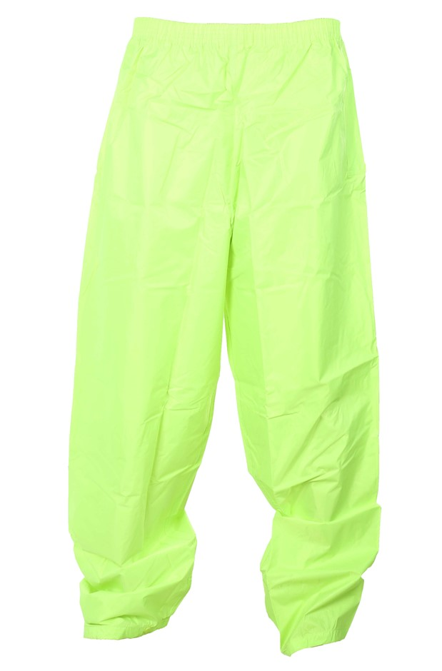 4 x OUTDOOR WORLD Nylon Waterproof Trousers, Size XL, Elastic Waist, Press