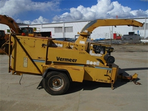2006 Wood Chipper BC1800A Vermeer
