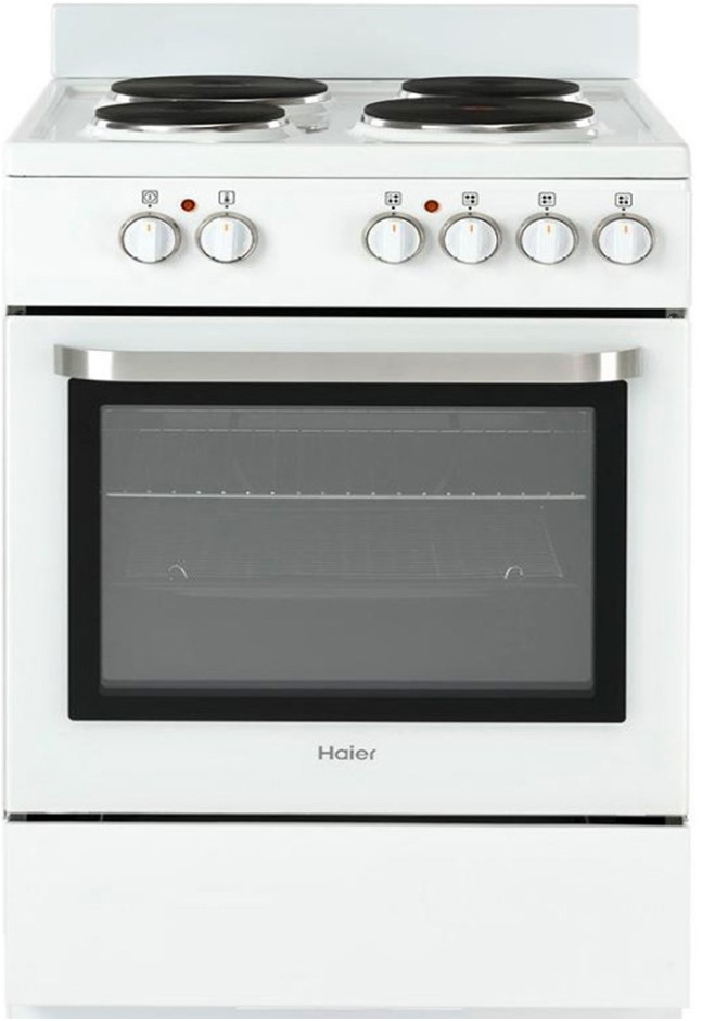 Haier 54cm White Electric Freestanding Cooker (HOR54S5CW1)