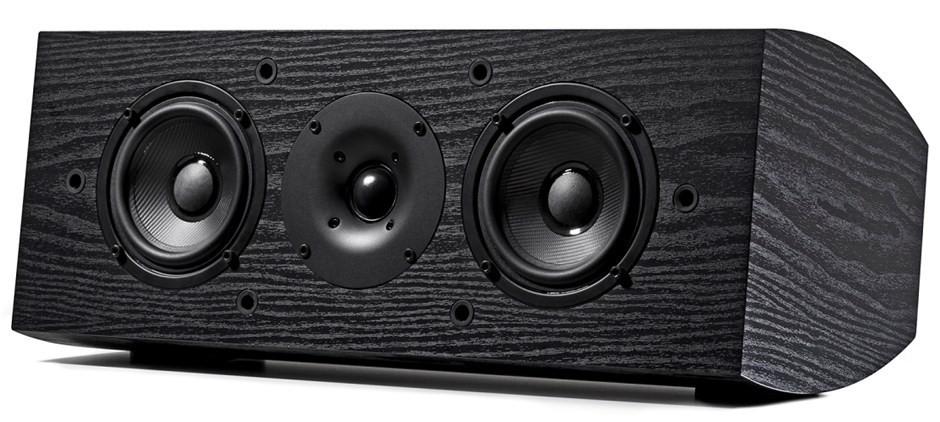 Pioneer SP-C22 Centre Channel Speaker Designed by Andrew Jones (Black)