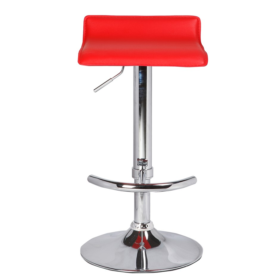 2 X Mika Red Barstool