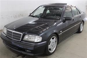 1996 Mercedes Benz C36 AMG W202 Automatic - 4 Speed Sedan