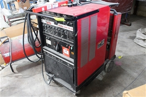 Lincoln Electric Tig Welder