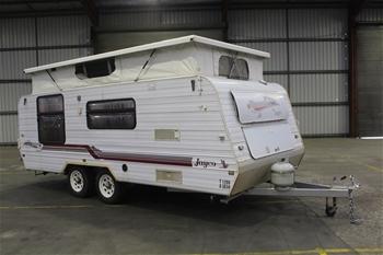 Unreserved Caravan Liquidation Sale