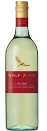 Wolf Blass `Red Label` Semillon Sauvignon Blanc 2017 (6 x 750mL), SE AUS.