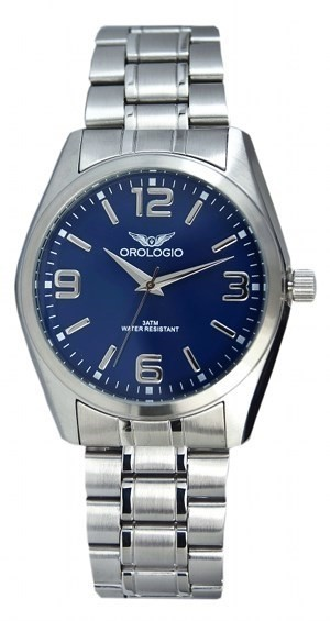 Orologio Prima Collection Men's Stainless Steel Watch