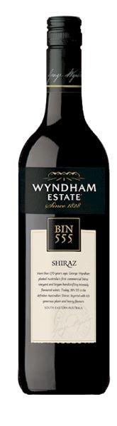 George Wyndham `Bin 555` Shiraz 2018 (6 x 750mL), SE AUS.
