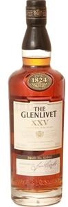 The Glenlivet '25yo XXV' Scotch Whisky (