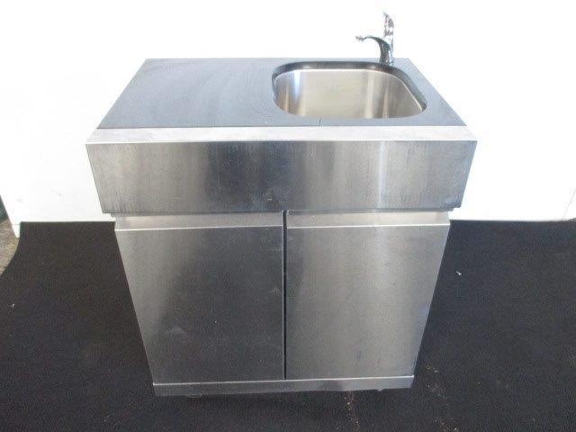 Gasmate Sink and Bin Module