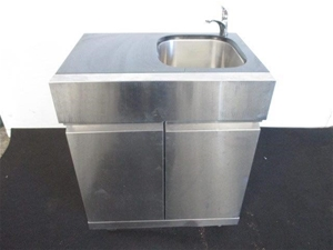 Gasmate Sink and Bin Module