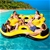 Bestway 4 Person Inflatable Floating Island