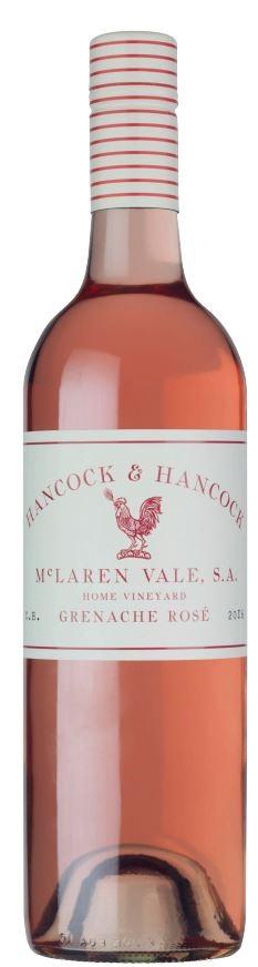 Hancock and Hancock Grenache Rosé 2018 (12 x 750mL), McLaren Vale SA