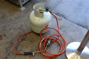 Sievert Gas Torch