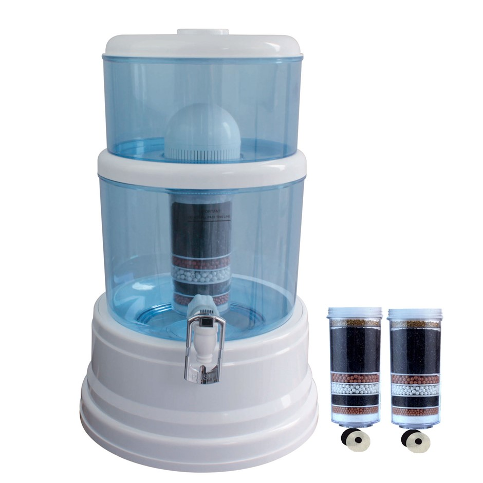 Aimex 16 Litre 8 Stage Water Purifier + 2 Free Filters