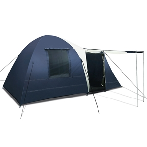 Weisshorn 8 Person Canvas Dome Camping T