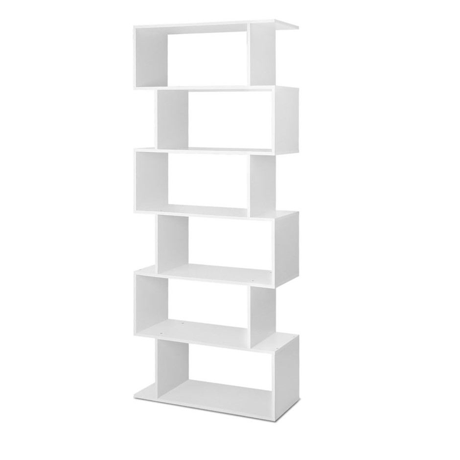 6 Tier Display Shelf White. display home furniture for sale melbourne   Graysonline