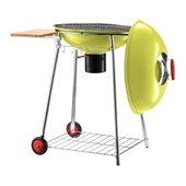bodum the fyrkat barbecue charcoal grill. Black Bedroom Furniture Sets. Home Design Ideas